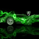 Fantasy Crocodile Car 2014