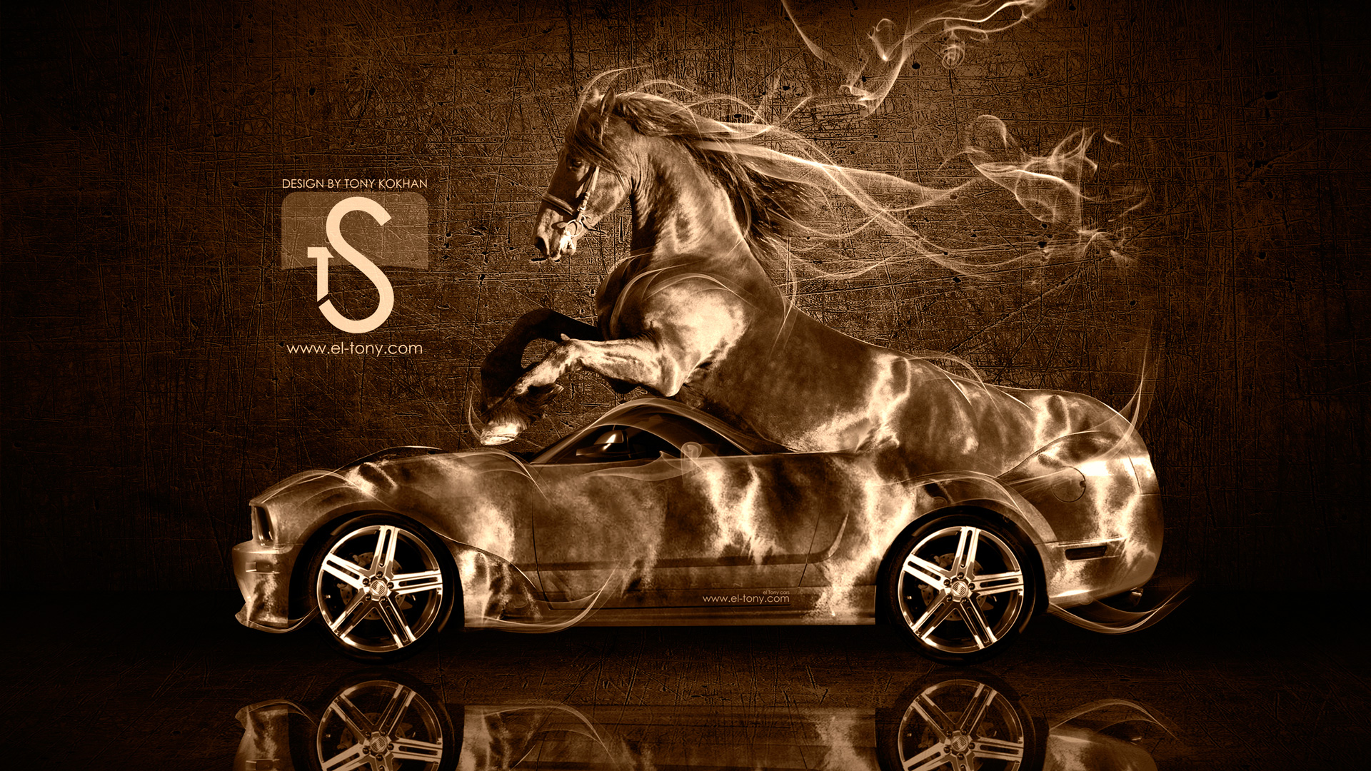 Awesome With Ford Mustang Logo Wallpaper Iphone
