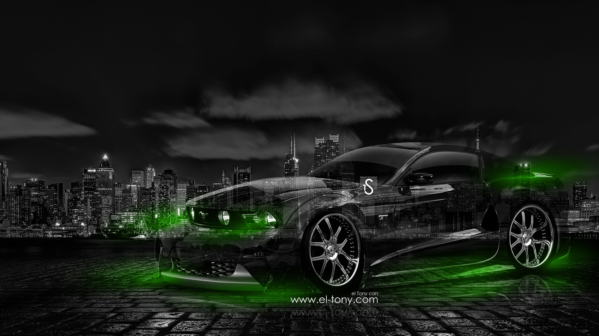 Ford Shelby Truck >> Ford Mustang GT Muscle Crystal City Car 2014 | el Tony
