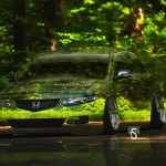 Honda Accord JDM Crystal Nature Car 2014