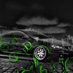 Honda Integra JDM Effects Crystal City Car 2014