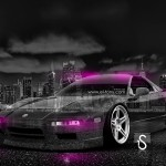 Honda NSX JDM Crystal City Car 2014