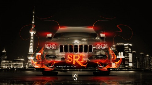 Jeep-Grand-Cherokee-SRT-Fire-Crystal-City-Car-2014-design-by-Tony-Kokhan-[www.el-tony.com]
