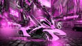 McLaren-P1-Fantasy-Transformer-City-Car-2014-Pink-Acid-HD-Wallpapers-design-by-Tony-Kokhan-[www.el-tony.com]