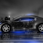 Mitsubishi Eclipse JDM Crystal City Car 2014