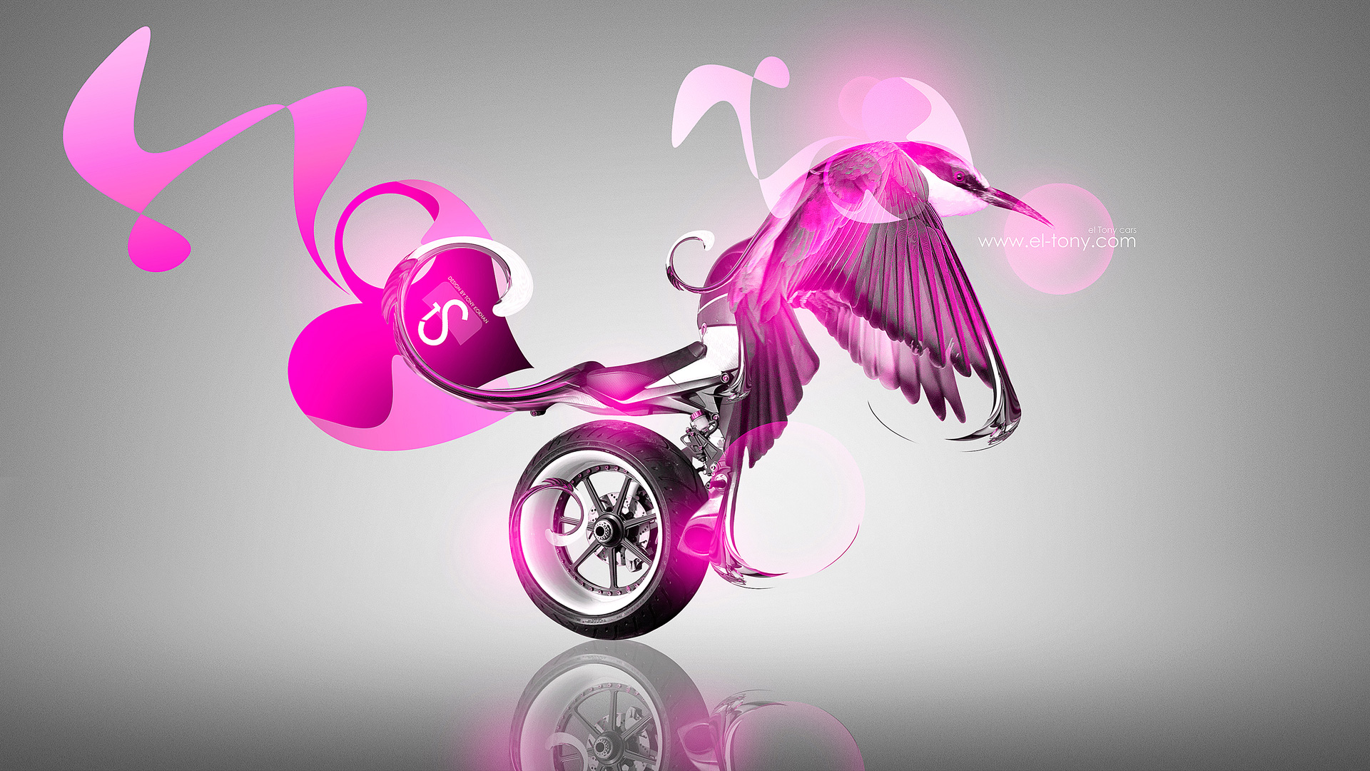 Captivating Moto Colibri Bike 2014 HD Wallpapers Design By