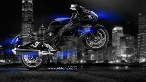Moto-Suzuki-Hayabusa-Crystal-City-Bike-2014-Blue-Neon-design-by-Tony-Kokhan-[www.el-tony.com]