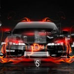Nissan Silvia S14 JDM Fire Crystal City Car 2014