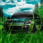 Porsche Cayenne Crystal Nature Car 2014