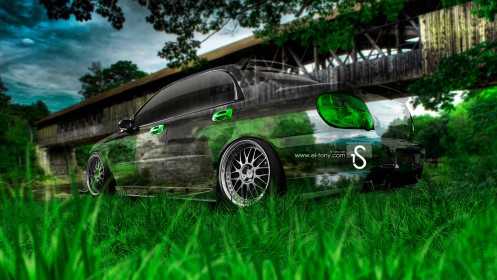 Subaru-Impreza-WRX-STI-JDM-Back-Crystal-Nature-Car-2014-design-by-Tony-Kokhan-[www.el-tony.com]