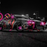 Toyota Chaser JZX100 JDM Effects Crystal City Car 2014