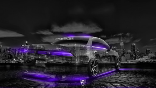 Toyota-Mark-2-JZX90-JDM-Back-Crystal-City-Car-2014-Violet-Neon-design-by-Tony-Kokhan-[www.el-tony.com]