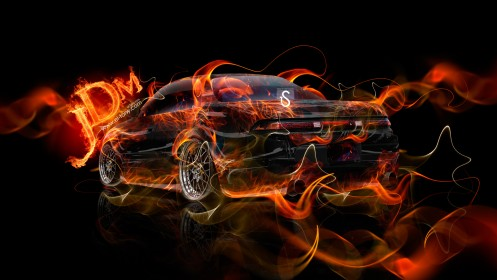 Toyota-Mark-2-JZX90-JDM-Back-Fire-Abstract-Car-2014-design-by-Tony-Kokhan-[www.el-tony.com]