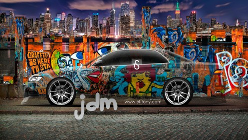 Toyota-Mark-2-JZX90-JDM-Graffiti-Crystal-City-Car-2014-design-by-Tony-Kokhan-[www.el-tony.com]