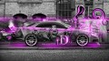 Toyota-Mark2-JZX90-JDM-Graffiti-Girl-2014-Pink-Neon-design-by-Tony-Kokhan-[www.el-tony.com]