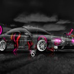 Toyota Soarer JDM Effects Crystal City Car 2014