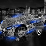 Veritas RS Fantasy Leopard Smoke Car 2014