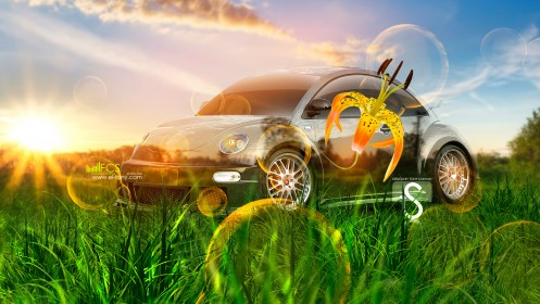 Volkswagen-Beetle-Fantasy-Crystal-Flowers-Car-2014-design-by-Tony-Kokhan-[www.el-tony.com]