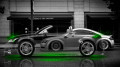 Audi-TT-Roadster-Crystal-City-Car-2014-Green-Neon-HD-Wallpapers-design-by-Tony-Kokhan-[www.el-tony.com]