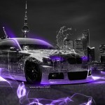 BMW M3 Water Energy City Car 2014