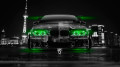 BMW-M5-E39-Tuning-Front-Crystal-City-Car-2014-Green-Neon-design-by-Tony-Kokhan-[www.el-tony.com]