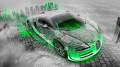 Bugatti-Veyron-Crystal-City-Up-Car-2014-Green-Neon-HD-Wallpapers-design-by-Tony-Kokhan-[www.el-tony.com]