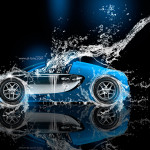 Bugatti Veyron Roadster Super Water Car 2014