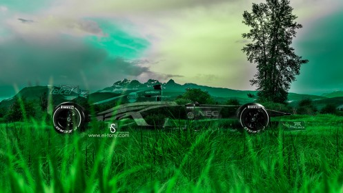 F1-Side-Crystal-Nature-Car-2014-design-by-Tony-Kokhan-[www.el-tony.com]