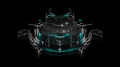 Ferrari-Laferrari-Water-Car-2014-Azure-Neon-HD-Wallpapers-design-by-Tony-Kokhan-[www.el-tony.com]