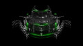 Ferrari-Laferrari-Water-Car-2014-Green-Neon-HD-Wallpapers-design-by-Tony-Kokhan-[www.el-tony.com]