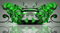Honda-Civic-Type-R-Back-Fantasy-Butterfly-Car-2014-Green-Neon-design-by-Tony-Kokhan-[www.el-tony.com]
