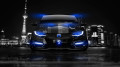 Honda-Civic-Type-R-Front-Crystal-City-Car-2014-Blue-Neon-design-by-Tony-Kokhan-[www.el-tony.com]