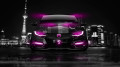 Honda-Civic-Type-R-Front-Crystal-City-Car-2014-Pink-Neon-design-by-Tony-Kokhan-[www.el-tony.com]