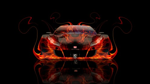 Honda-HSV-Super-Fire-Car-2014-HD-Wallpapers-design-by-Tony-Kokhan-[www.el-tony.com]