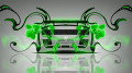 Lamborghini-Gallardo-Back-Plastic-Flowers-Car-2014-Green-Neon-design-by-Tony-Kokhan-[www.el-tony.com]