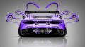 Lamborghini-Huracan-Tuning-Back-Violet-Plastic-Car-2014-design-by-Tony-Kokhan-[www.el-tony.com]