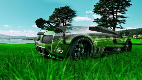 Lamborghni-Murcielago-Tuning-Crystal-Nature-Car-2014-design-by-Tony-Kokhan-[www.el-tony.com]