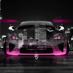 Lexus LFA Front Tuning Crystal City Car 2014