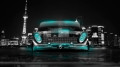 Lincoln-Continental-Mark-3-Retro-Tuning-Crystal-City-Car-2014-Azure-Neon-design-by-Tony-Kokhan-[www.el-tony.com]