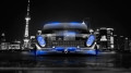 Lincoln-Continental-Mark-3-Retro-Tuning-Crystal-City-Car-2014-Blue-Neon-design-by-Tony-Kokhan-[www.el-tony.com]