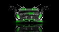 Lincoln-Continental-Mark-3-Retro-Water-Tuning-Car-2014-Green-Neon-design-by-Tony-Kokhan-[www.el-tony.com]