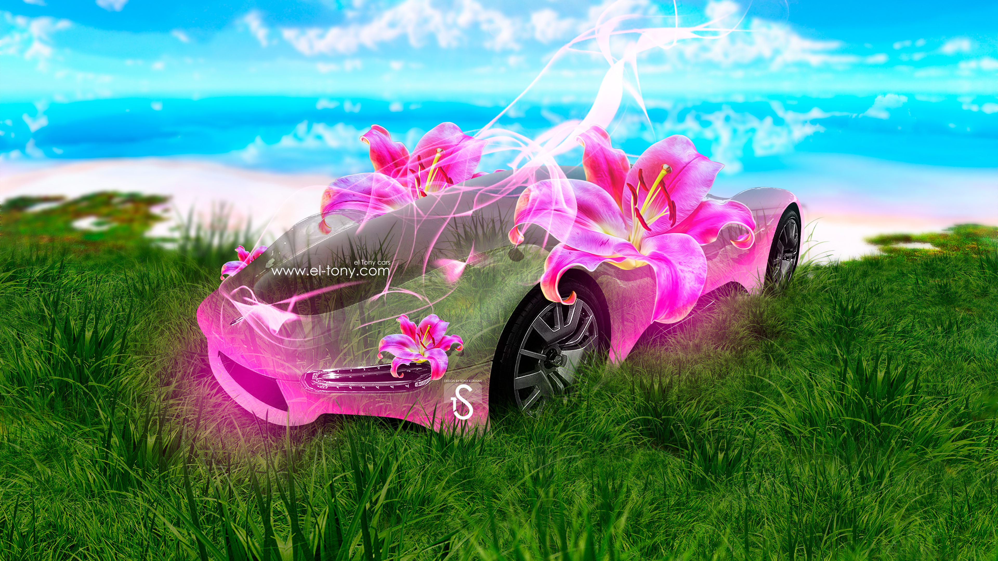 Superior Maserati Pininfarina Fantasy Flower Car 2014 Design By