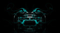 McLaren-P1-Back-Azure-Fire-Abstract-Car-2014-HD-Wallpapers-design-by-Tony-Kokhan-[www.el-tony.com]