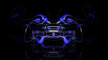 McLaren-P1-Back-Blue-Fire-Abstract-Car-2014-HD-Wallpapers-design-by-Tony-Kokhan-[www.el-tony.com]