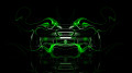 McLaren-P1-Back-Green-Fire-Abstract-Car-2014-HD-Wallpapers-design-by-Tony-Kokhan-[www.el-tony.com]