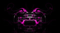 McLaren-P1-Back-Pink-Fire-Abstract-Car-2014-HD-Wallpapers-design-by-Tony-Kokhan-[www.el-tony.com]