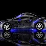 Mitsubishi Eclipse JDM Water Car 2014