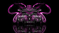 Monster-Energy-Honda-CR-Z-Tuning-Plastic-Back-Pink-Neon-Car-2014-design-by-Tony-Kokhan-[www.el-tony.com]
