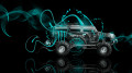 Monster-Energy-Hummer-H2-Fantasy-Azure-Plastic-Car-2014-design-by-Tony-Kokhan-[www.el-tony.com]