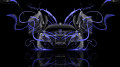 Monster-Energy-McLaren-MP4-12C-Open-Doors-Blue-Neon-Plastic-Car-2014-design-by-Tony-Kokhan-[www.el-tony.com]